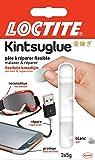 Loctite Kintsuglue - Pâte à réparer flexible et modelable - Répare, crée, reconstitue, fixe, et protège vos objets du quotidien - 3 x 5g - Blanc