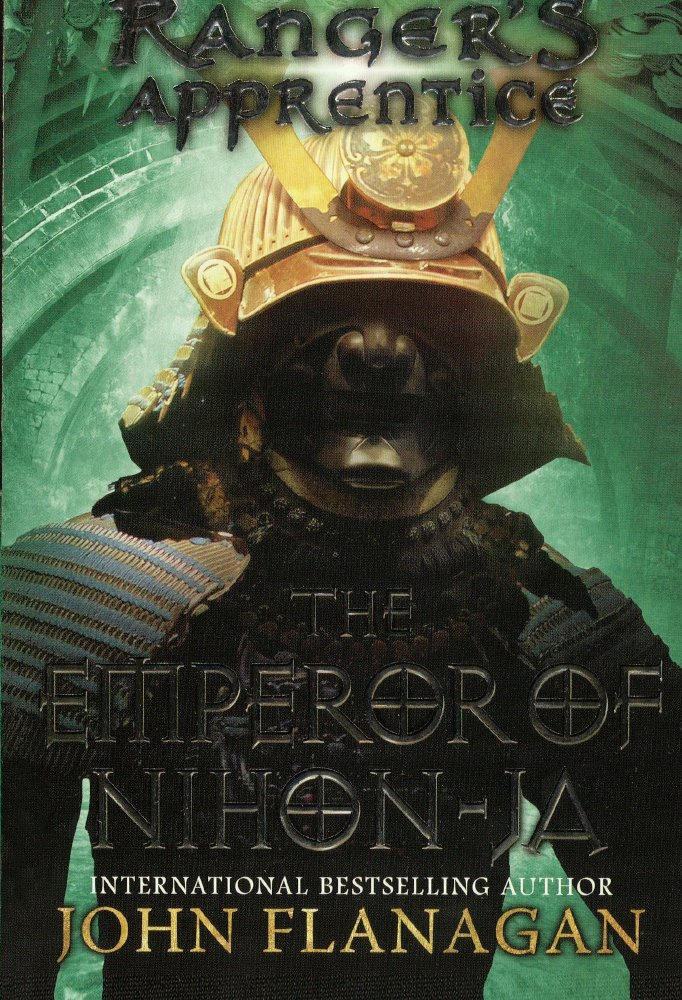 The Emperor Of Nihon-Ja (Turtleback School & Library Binding Edition) (Ranger's Apprentice) PDF ePub fb2 ebook