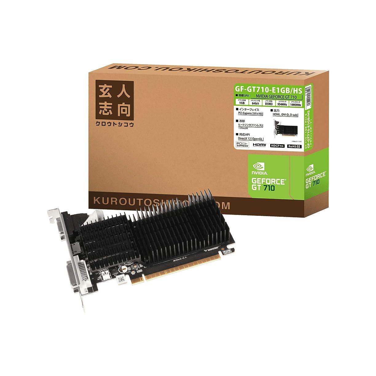 スローガン使用法インスタンスMSI NVIDIA GeForce GT710搭載 GDDR3 1GB グラフィックスボード VD5932 GT710 1GD3H LP