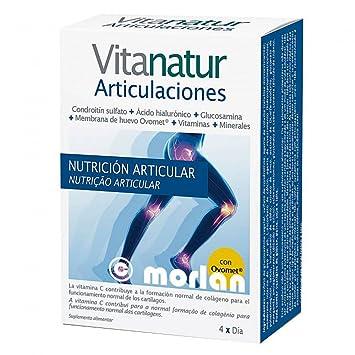 VITANATUR - ARTICULACIONES 120comp VITANATUR: Amazon.es: Salud y cuidado personal