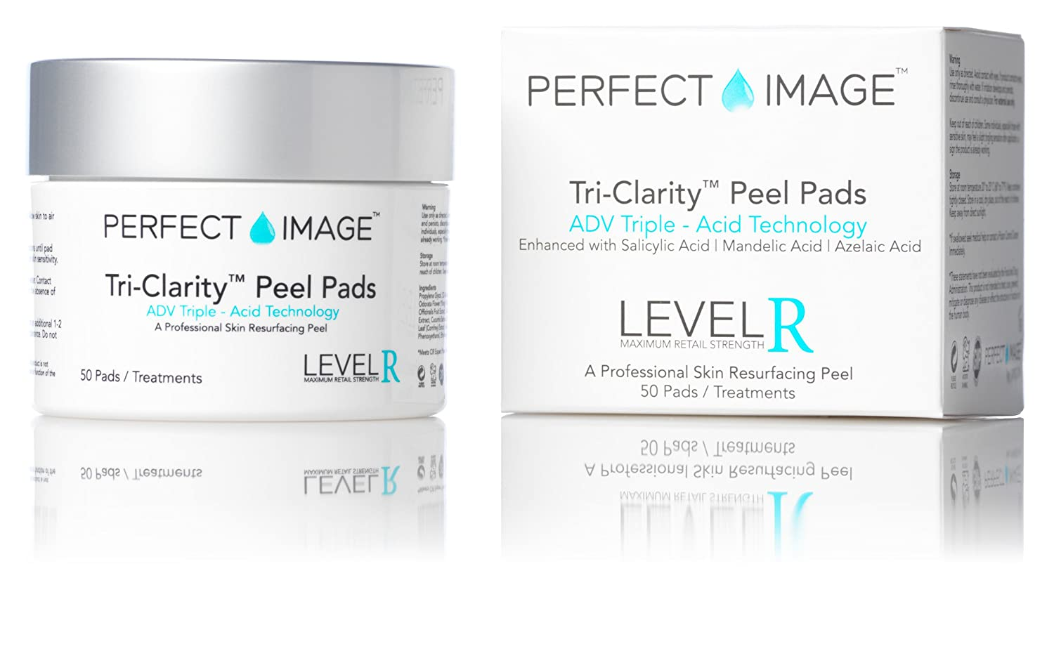 50%OFF TRI-Clarity Peel Pads 10% (Daily-Use) - Enhanced with