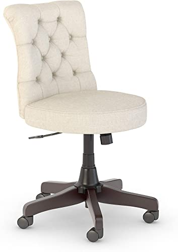 Bush Furniture Key West Mid Back Tufted Office Chair