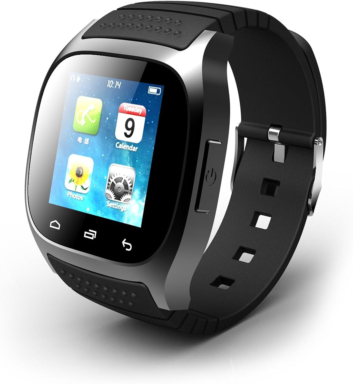 Innova Smart Watch Sw Negro NEGRO: Amazon.es: Electrónica