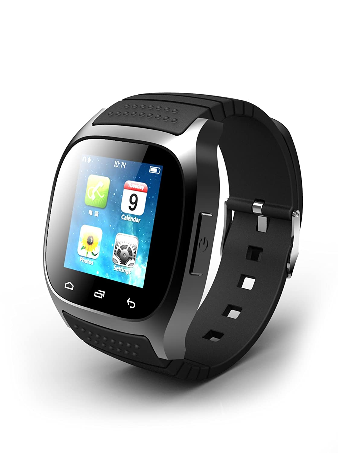 Innova Smart Watch Sw Negro NEGRO: Amazon.es: Electrónica