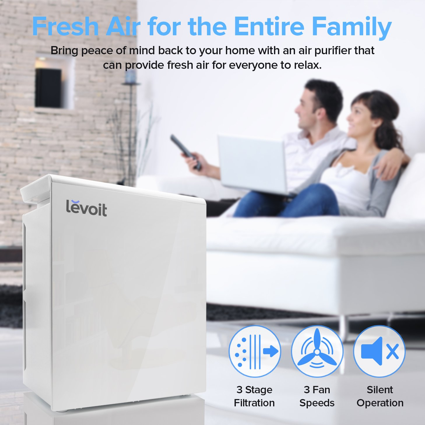 buy levoit lv pur131 air purifier