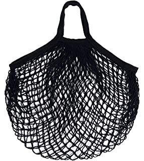 Amazon.com: Cosmos ® Cotton Net Shopping Tote Bag Reusable Ecology ...