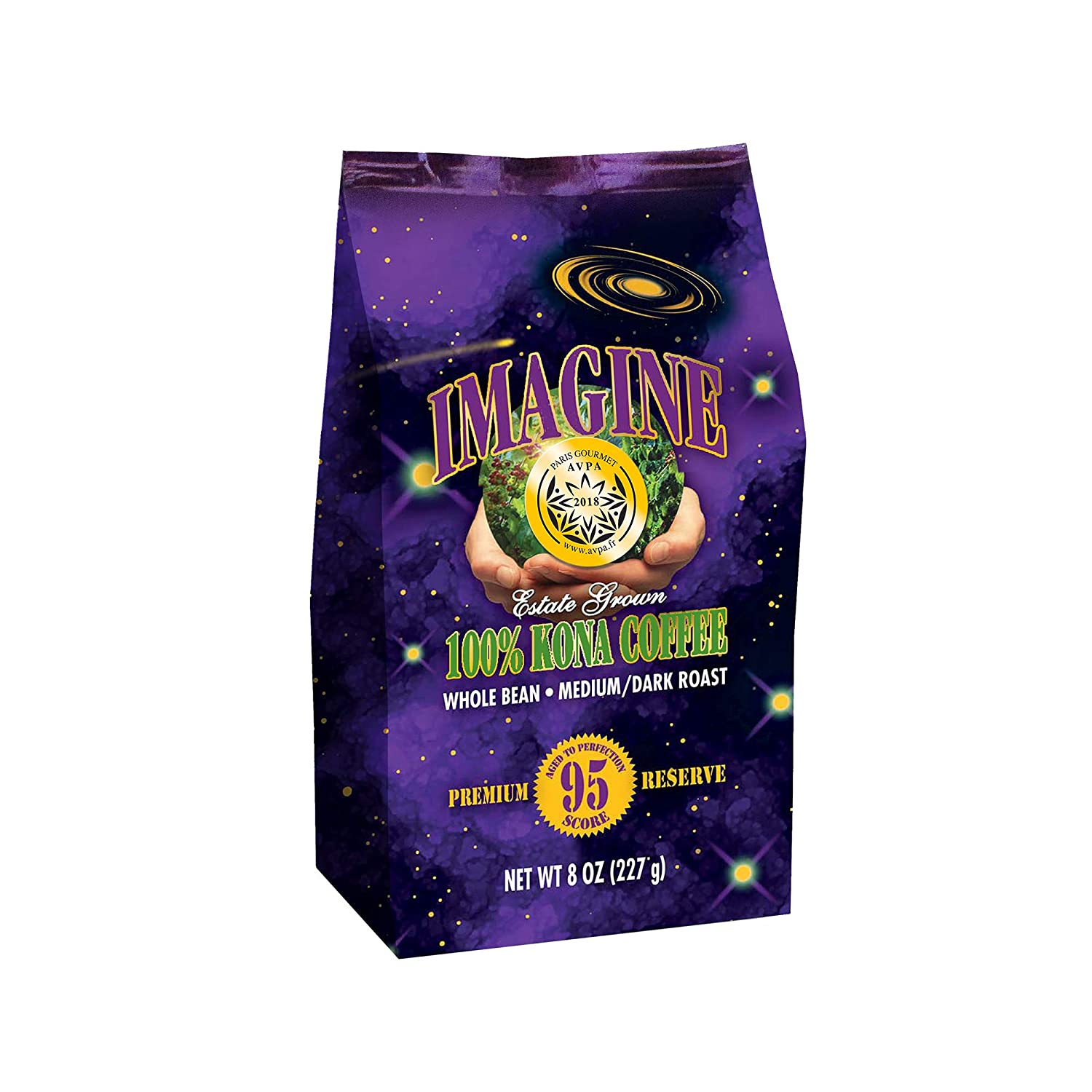 Kona Coffee Beans by Imagine Review