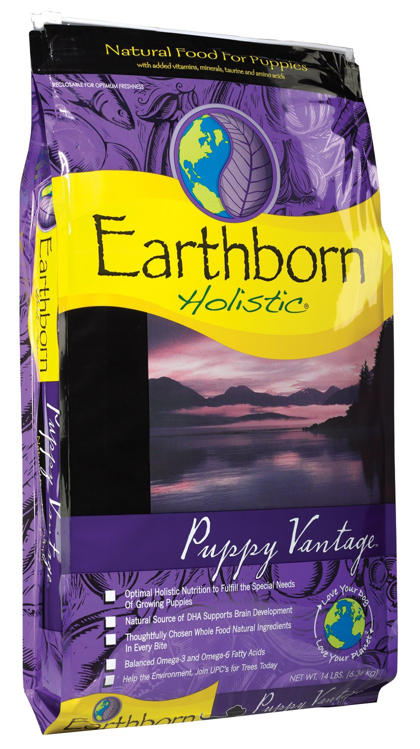 Earthborn Natural Puppy Food