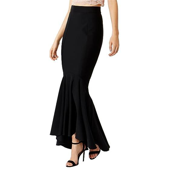 Coast Evy, Falda para Mujer, Negro (Black 80) 44: Amazon.es: Ropa ...