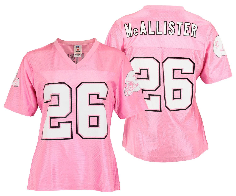Outerstuff NFL新しいOrleans Saints Deuce Womens McAllister # 26 Football Jersey Medium  B07FSV4WWP