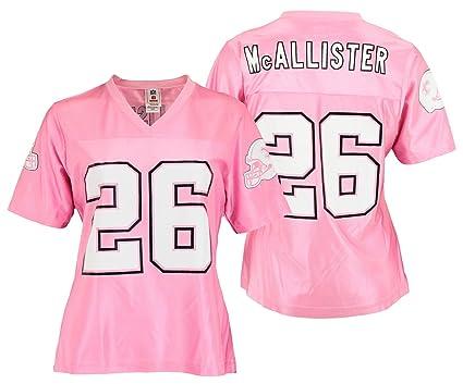 6a1db744e Outerstuff NFL Womens New Orleans Saints Deuce McAllister  26 Football  Jersey