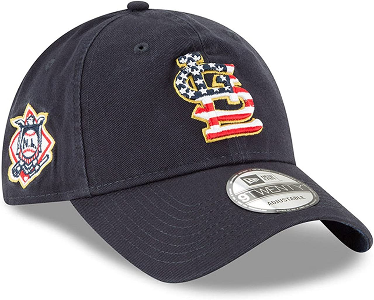 special section designer fashion shades of Amazon.com : New Era St. Louis Cardinals 2018 July 4th Stars and ...