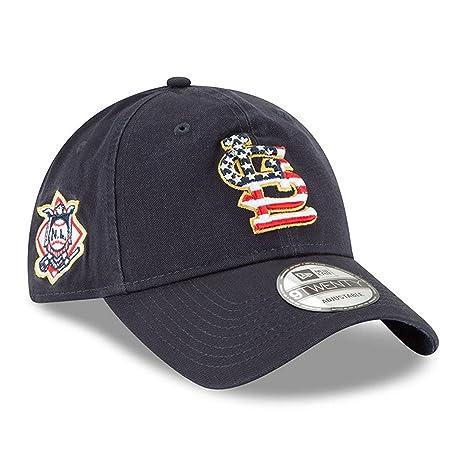 e3c78f13 New Era St. Louis Cardinals 2018 July 4th Stars and Stripes 9TWENTY  Adjustable Hat