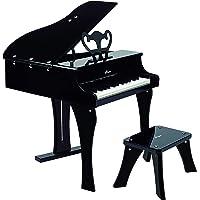 Hape Piano de Cola Feliz, color Negro