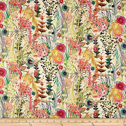 Liberty Fabrics 0554181 Tresco Sycamore Linen Yard
