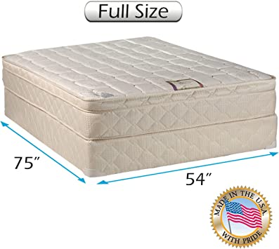 The Facts About Full Size Mattress And Box Spring Revealed