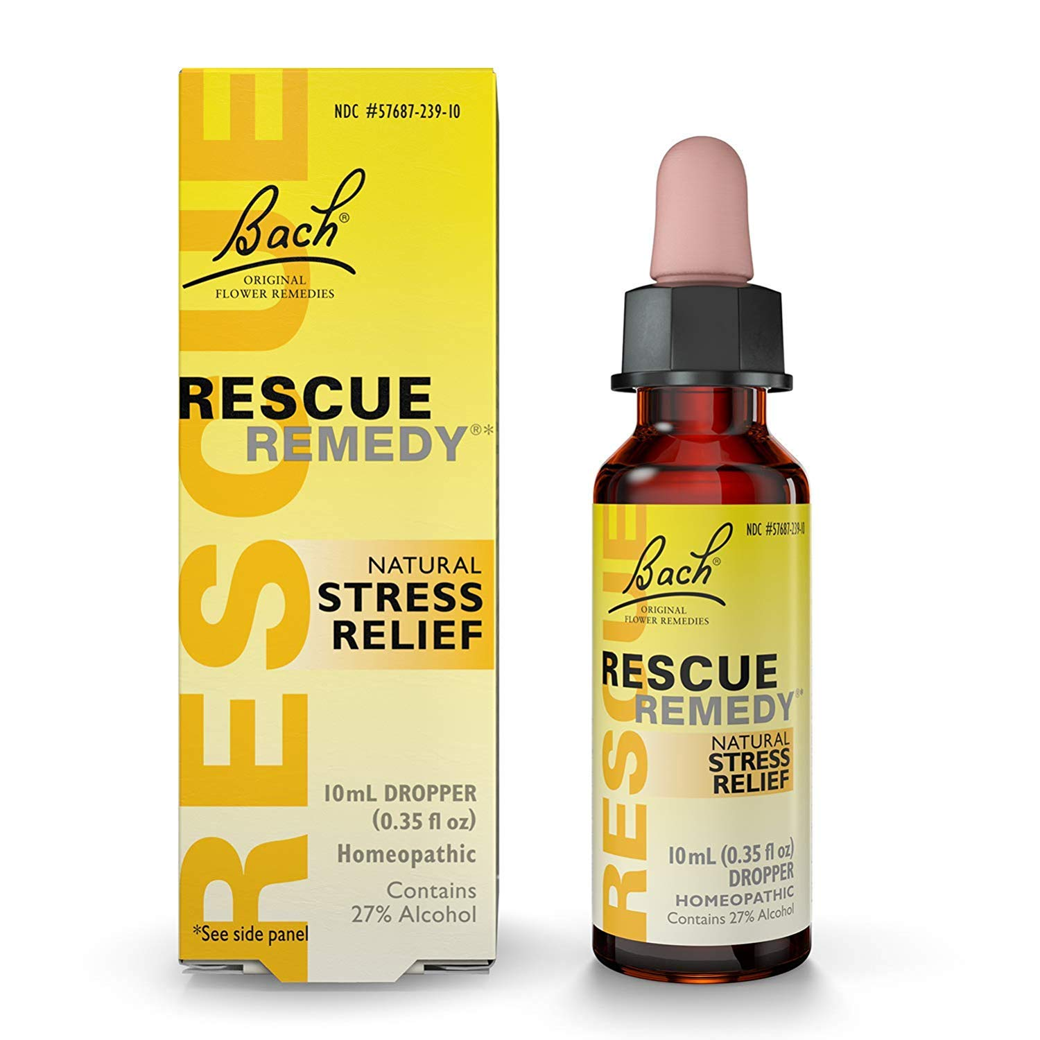 Bach Rescue Remedy 10 ML (Pack of 6)