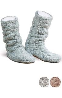 5032525f6387 Addison Meadow Slipper Socks for Women - Muk LUKS Slippers Women