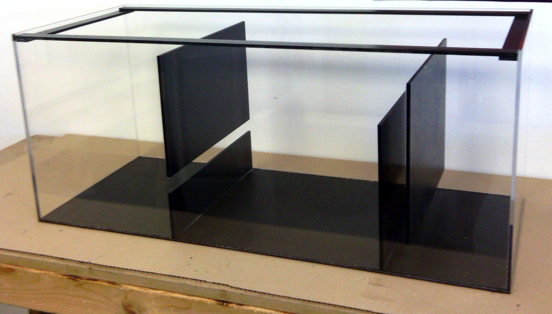 40 gal Refugium- Sump -Wet/Dry - Aquarium Filter - 42x15x15 High