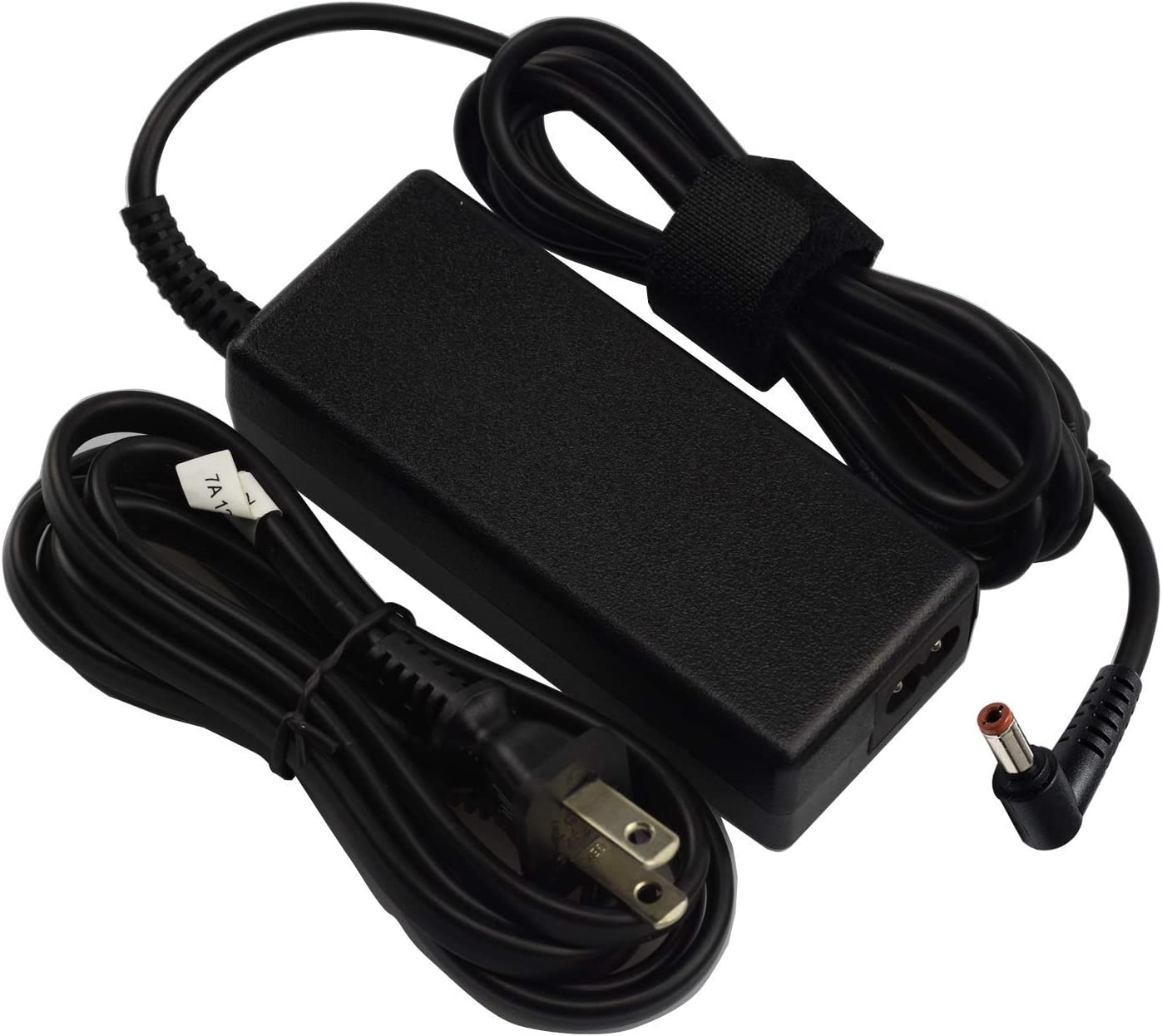UL Listed 65W AC Charger Fit for Lenovo IBM IdeaPad S400 Y500 P500 P400 Y580 G580 G780 U410 U310 Y400 ADP-65KH B PA-1650-56LC 36001651 36001652 CPA-A065 Laptop Power Supply Adapter Cord
