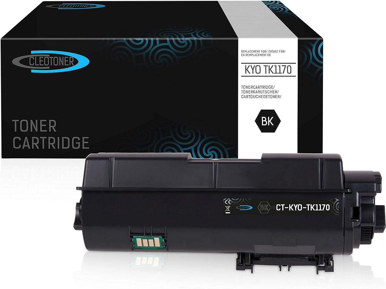 Cleotoner Kompatibel Für Kyocera Tk 3170 Tk3170 Tonerkartusche Kompatibel Für Kyocera Ecosys 3050dn P3055dn P3060dn Drucker Schwarz 1t02t80nl0 Bürobedarf Schreibwaren