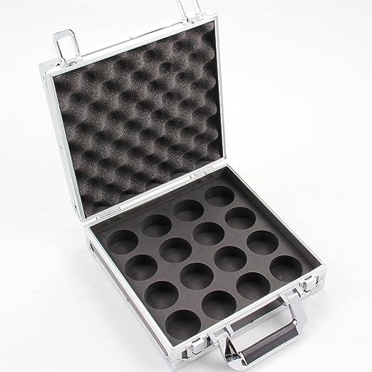 Desconocido Generic - Caja de Almacenamiento para Bolas de Billar ...