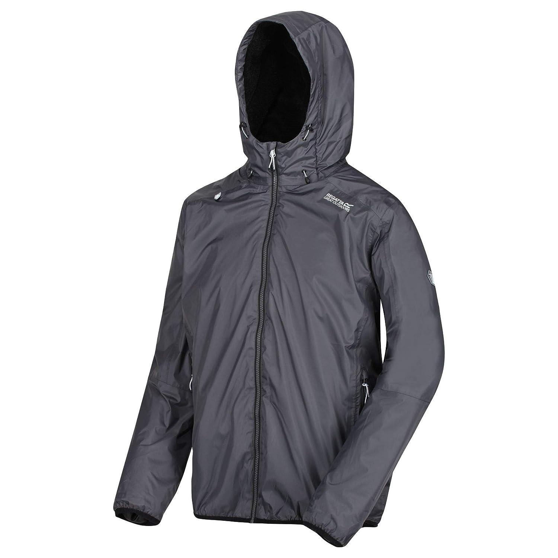 Regatta Veste Imperméable, Respirante et Isolante Tarren avec Capuche Réglable Waterproof Insulated Jacket Homme Magnet
