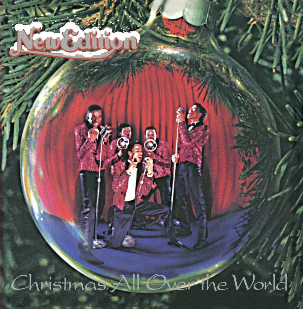New Edition - Christmas All Over The World - Amazon.com Music
