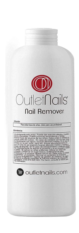 Nail Remover 100ml para Esmaltes Permanentes/Removedor Esmaltado Permanente Ser Beauty S.L.
