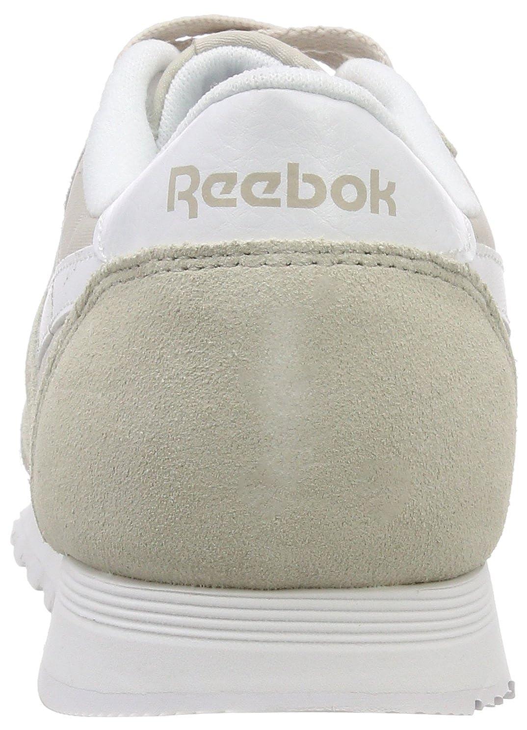 87b5904a05f Reebok Women s Classic Nylon Neutrals Trainers  Amazon.co.uk  Shoes   Bags
