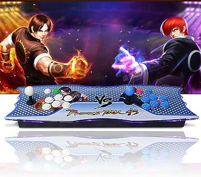 XFUNY Arcade Consola de Juegos 2 Jugadores Caja de Pandora 815 ...