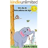 Children's Portuguese books: Um dia de brincadeiras de Jojo. Uma história sobre um elefante (para Crianças dos 3 aos 6 Anos):