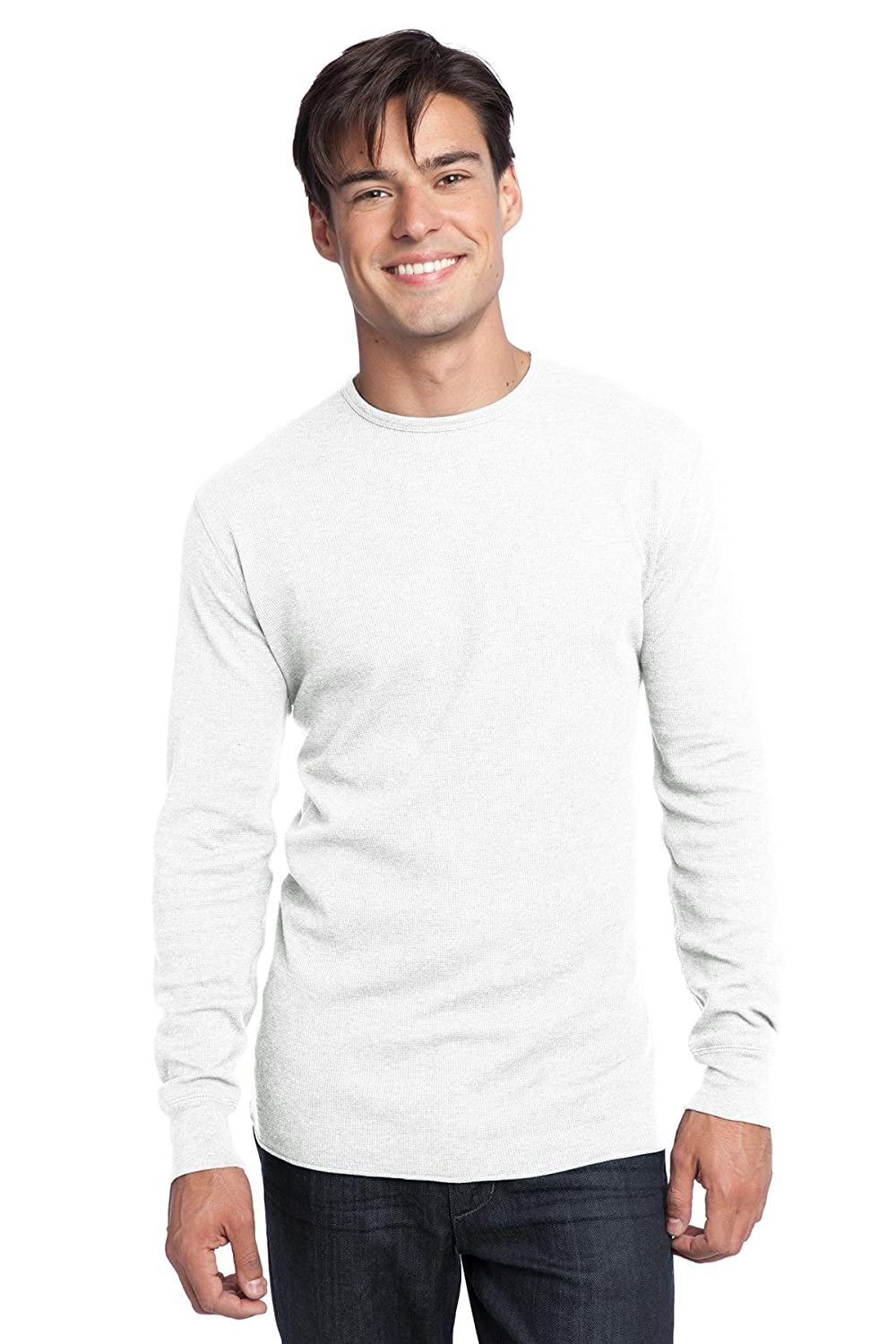 District Men's Young Long Sleeve Thermal