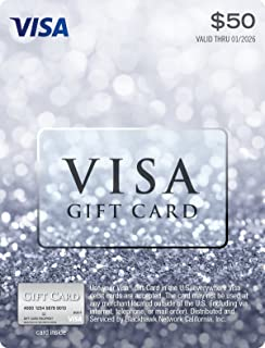 50 Visa Gift Card Plus 495 Purchase Fee