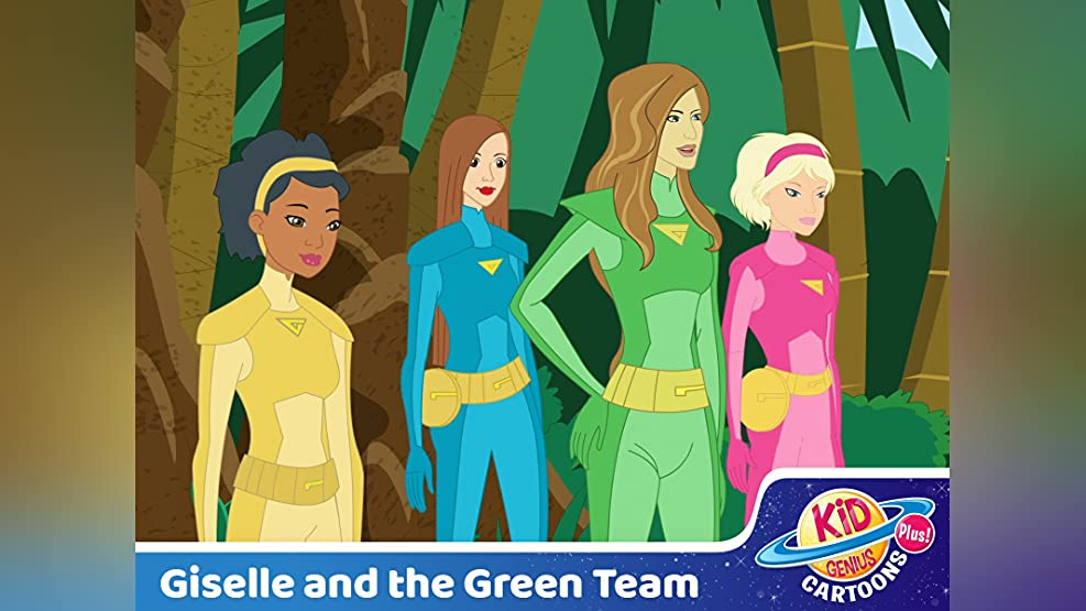 Gisele and the Green Team Season 2