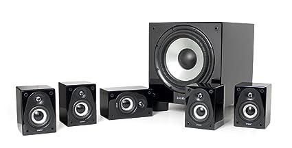 Energy RC-Micro 5 1 Surround Speaker System (Black) Price: Buy
