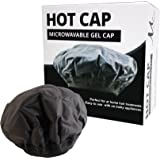 Cordless Heated Gel Cap / Hair Therapy Wrap / Used with Oil or Conditioner for Deep Penetrating Hair and Scalp Treatments