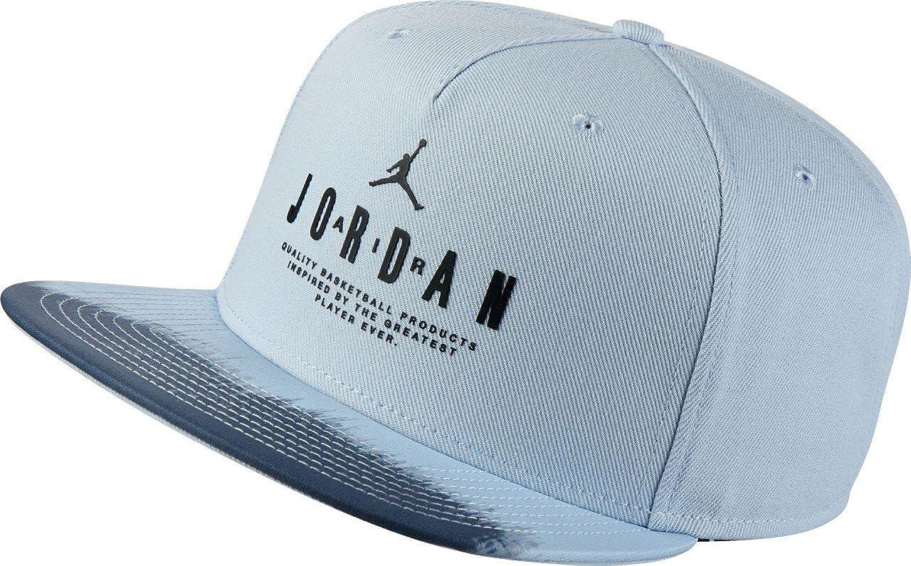Nike Modern Heritage Gorra Línea Michael Jordan, Hombre, Azul (lt ...