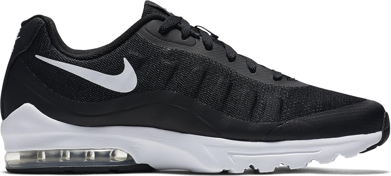 nike air max rinvigor uomini scarpe da corsa nero / bianco 8 d (m): comprare