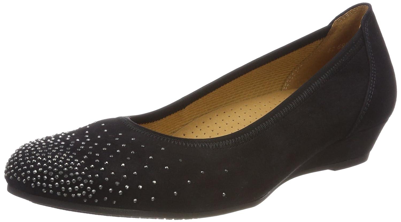 Gabor Shoes Comfort Sport, Bailarinas para Mujer 38.5 EU Azul (Pazifik)
