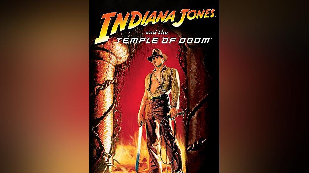 Indiana Jones and the Temple of Doom (4K UHD)