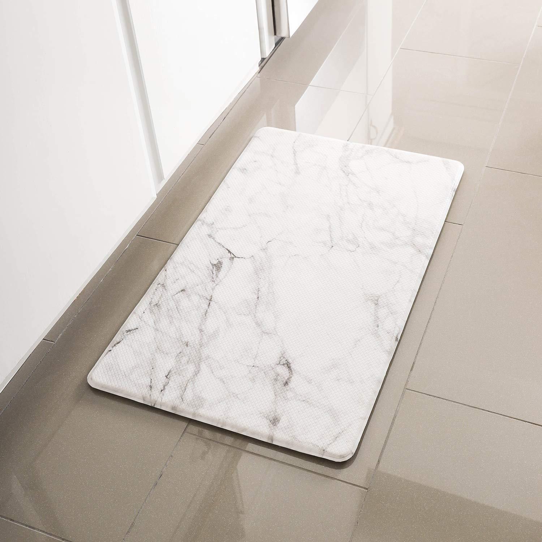 Simple Being Anti Fatigue Kitchen Floor Mat, Comfort Heavy Duty Standing Mats, Ergonomic Non-Toxic Waterproof PVC Non Slip Washable For Indoor Outdoor