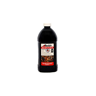 Aladdin Lamp Oil - 64 oz: Home Improvement