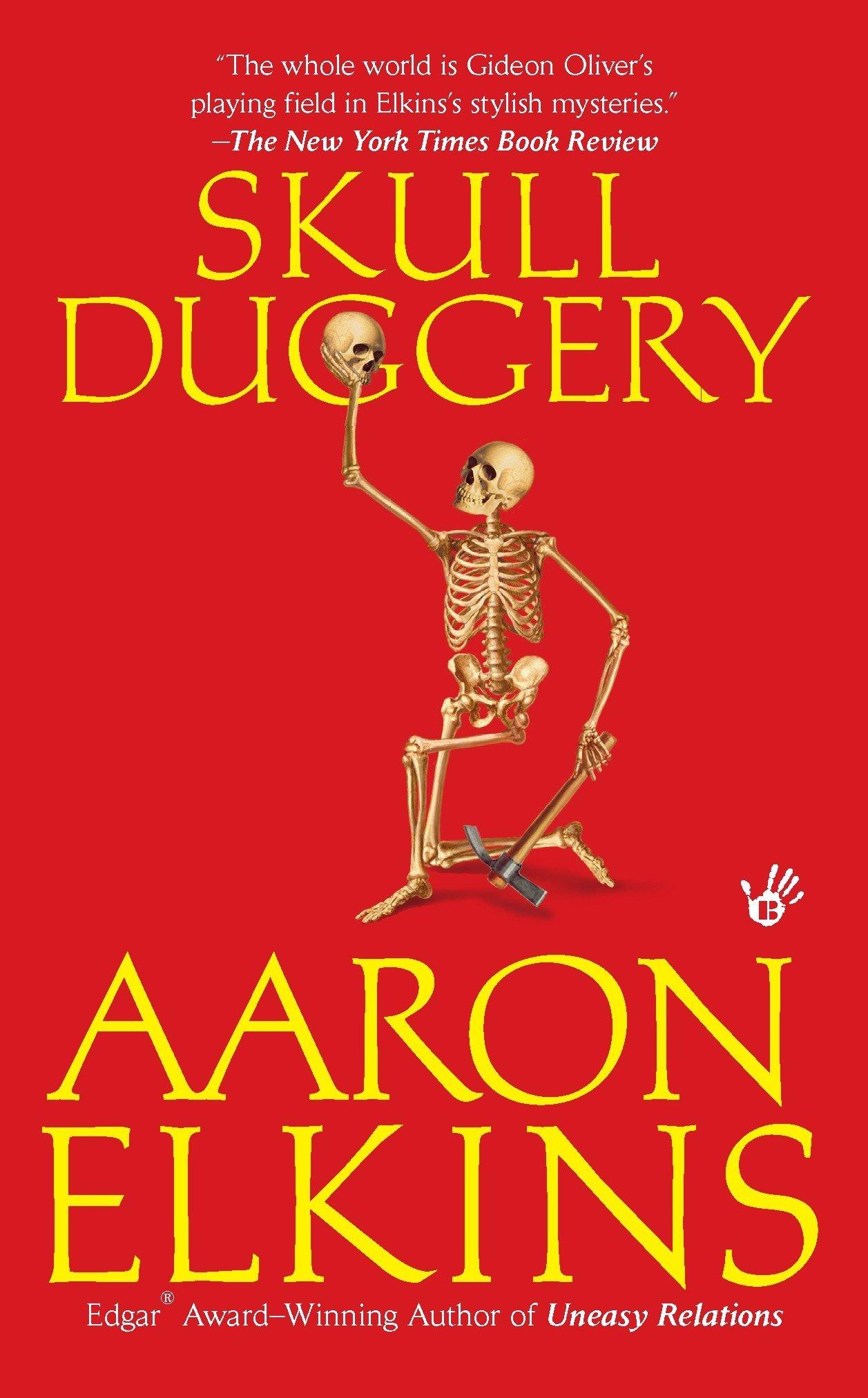 Download Skull Duggery (Gideon Oliver Mystery) pdf