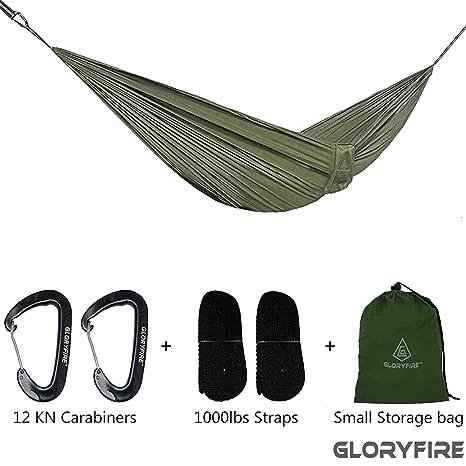 GLORYFIRE Camping Mosquito Net, Four Corners Enhanced Tactical Mosquito  Net, Outdoor Mosquito Net Bar