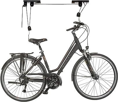 M-Wave Ventura Lift - Elevador de bicicletas: Amazon.es: Deportes ...