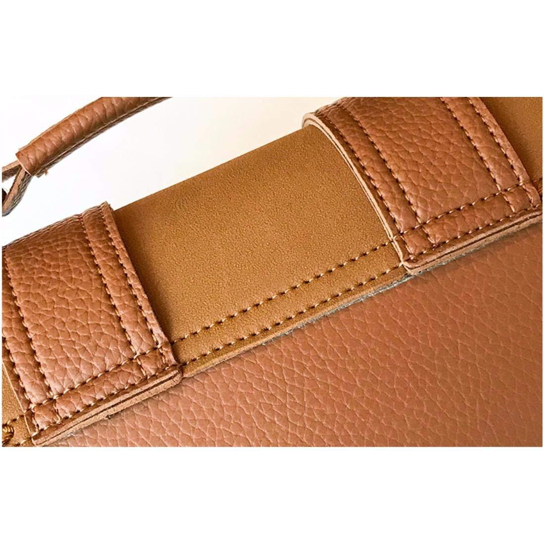 Large Capacity Handbag Shoulder Bag Wallet Long Single Shoulder Bag Shopping Bag. LIUXINDA-BB Ladies Satchel Bag