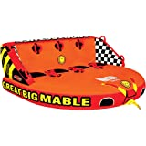 SportsStuff Great Big Mable | 1-4 Rider Towable Tube for Boating