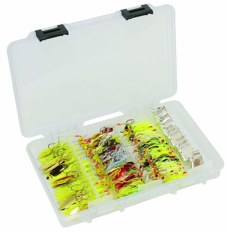 Plano FTO Spinnerbait/Buzzbait Tackle Box 3700 Size, Premium Tackle Storage