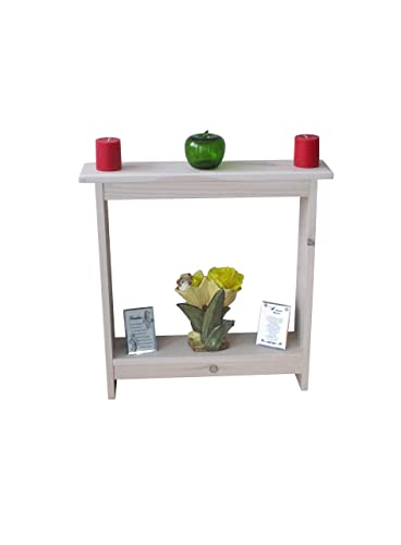 Small Narrow Console Table 4